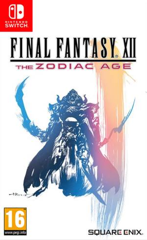 Square-Enix Switch Final Fantasy XII Zodiac Age