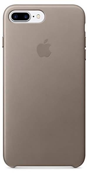 Apple Apple iPhone 8/7 Plus Leather Case - Taupe