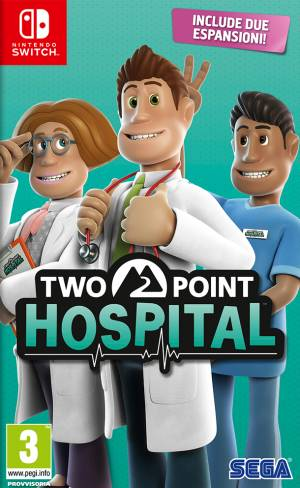 Sega Switch Two Point Hospital EU