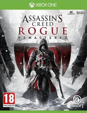 Ubisoft XBOX ONE Assassin's Creed Rogue HD