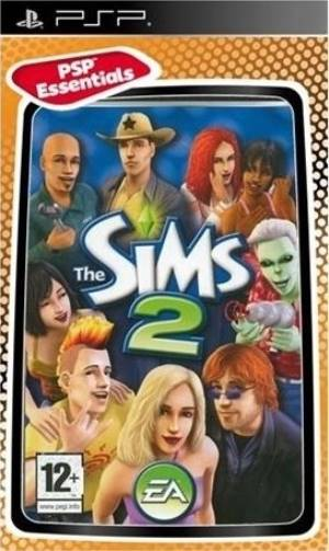 Electronic Arts PSP Essentials The Sims 2