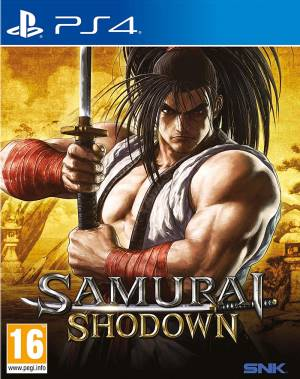 Focus Home PS4 Samurai Shodown EU