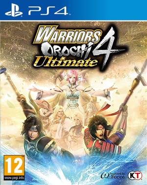 Koei Tecmo PS4 Warriors Orochi 4 Ultimate EU