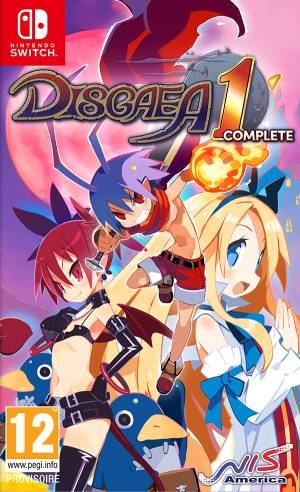 NIS Switch Disgaea 1 Complete