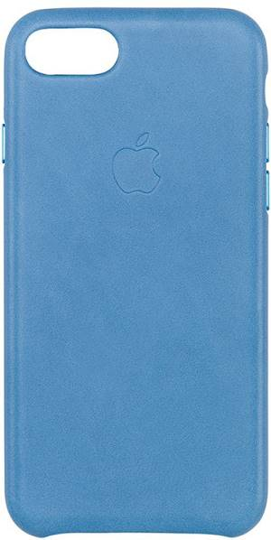 Apple Apple iPhone 8/7 Leather Case - Sea Blue