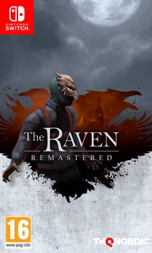 THQ Nordic Switch The Raven Remastered