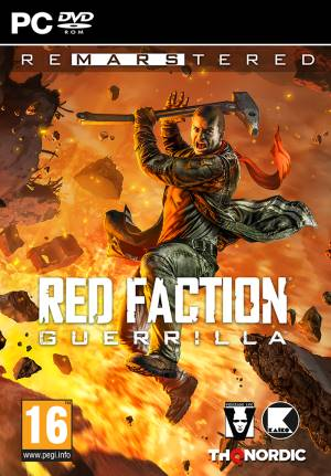 THQ Nordic PC Red Faction Guerrilla - ReMarsTered