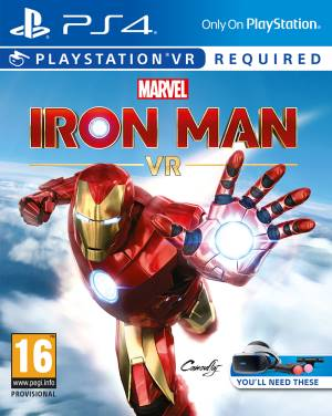 Sony Computer Ent. PS4 Marvel's Iron Man VR
