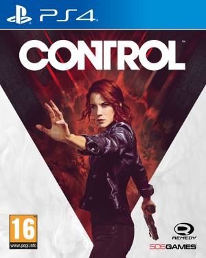 505 Games PS4 Control EU