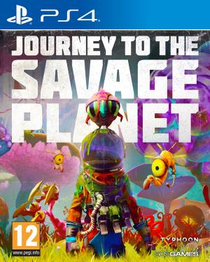 505 Games PS4 Journey to the Savage Planet