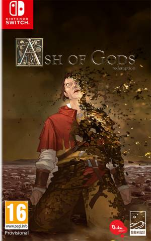 Buka Ent. Switch Ash of Gods: Redemption