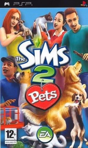 Electronic Arts PSP Essentials The Sims 2 Pets