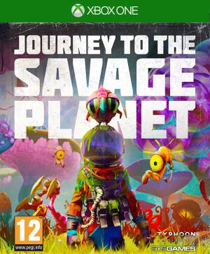 505 Games XBOX ONE Journey to the Savage Planet