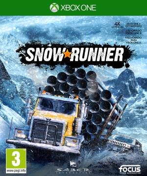 Focus Home XBOX ONE SnowRunner