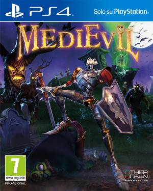 Sony Computer Ent. PS4 MediEvil