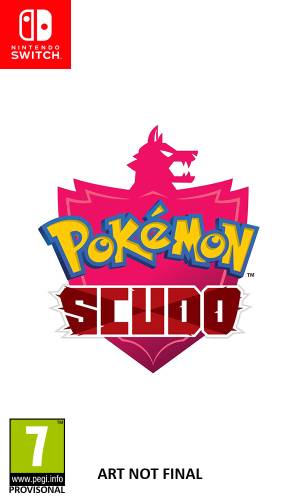 Nintendo Switch Pokemon Scudo