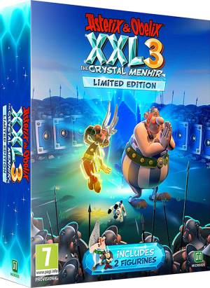 Microids PS4 Asterix & Obelix XXL3: The Crystal Menhir Limited Edition EU