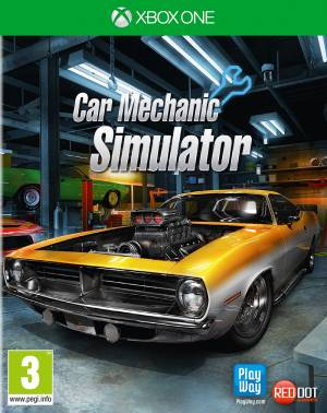 Ravenscourt XBOX ONE Car Mechanic Simulator EU