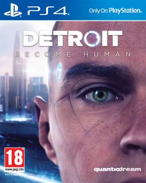 Sony Computer Ent. PS4 Detroit: Become Human