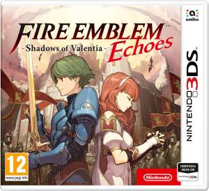 Nintendo 3DS Fire Emblem Echoes: Shadow of Valentia