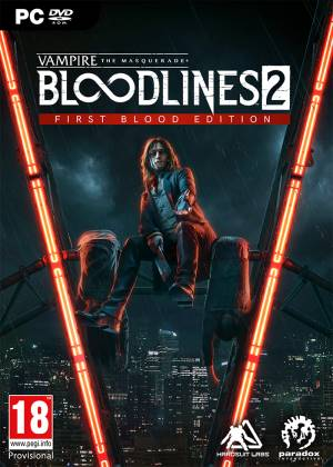 Paradox PC Vampire the Masquerade - Bloodlines 2 First Blood Edition