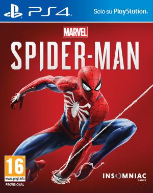 Sony Computer Ent. PS4 Marvel's Spider-Man