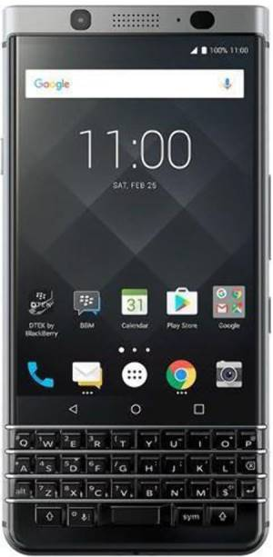 Blackberry Blackberry KeyOne PRD-63117-021 QWERTY Black/Silver Android Wind