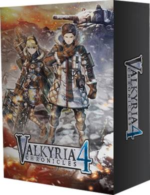 Atlus PS4 Valkyria Chronicles 4 -Memoires from Battle Premium Edition