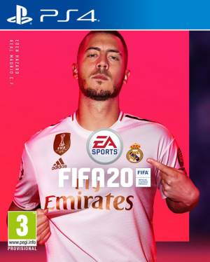 Electronic Arts PS4 Fifa 20