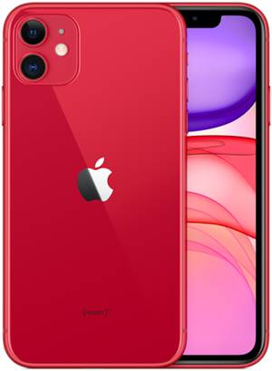 "Apple Apple iPhone 11 64GB 6.1"" (Product)RED EU"