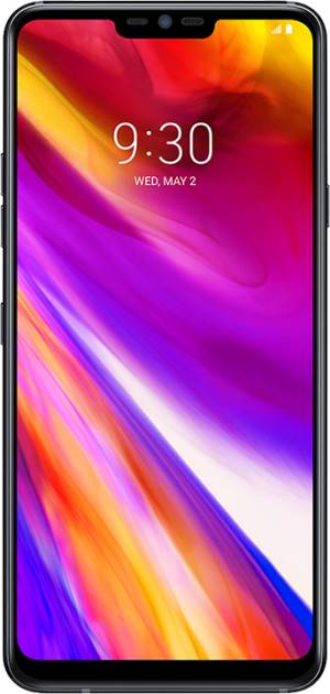 "LG LG G7 ThinQ LMG710EM 4+64GB 6.1"" Aurora Black TIM"