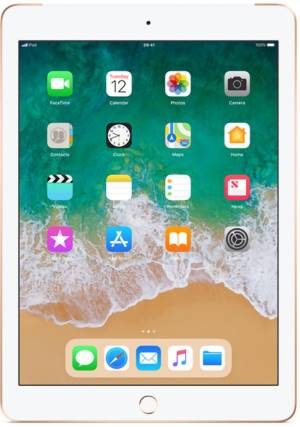 "Apple Apple iPad 2018 32GB WiFi + Cellular 9.7"" Gold ITA"
