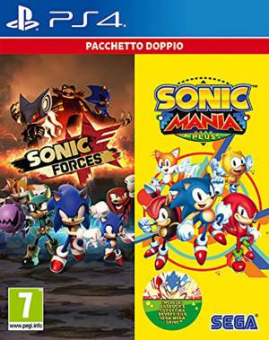 Sega PS4 Sonic Double Pack
