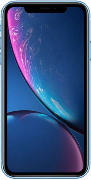 "Apple Apple iPhone XR 64GB 6.1"" Blue EU"