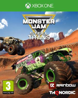 THQ Nordic XBOX ONE Monster Jam