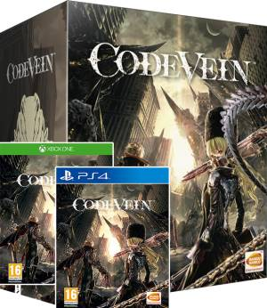 Bandai Namco PS4 Code Vein - Collector's Edition