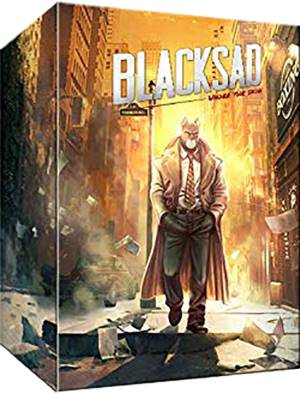 Microids PS4 Blacksad: Under the skin - Collector's Edition EU