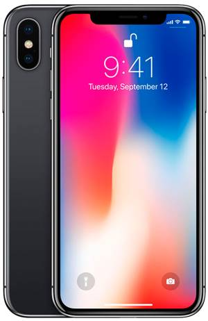 "Apple Apple iPhone X 64GB 5.8"" Space Grey EU"