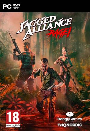 THQ Nordic PC Jagged Alliance: Rage