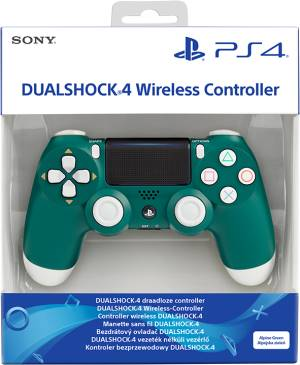 Sony Computer Ent. PS4 Dualshock 4 Alpine Green V2