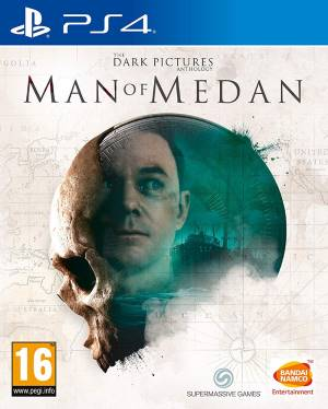 Bandai Namco PS4 The Dark Pictures - Manof Medan (VOL.1) EU