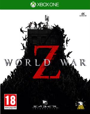 Solutions 2 Go XBOX ONE World War Z