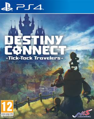 NIS PS4 Destiny Connect: Tick-Tock Travelers