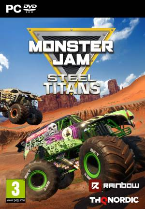 THQ Nordic PC Monster Jam