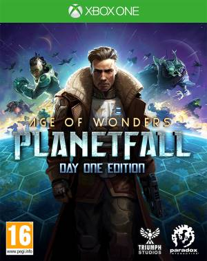 Deep Silver XBOX ONE Age of Wonders: Planetfall