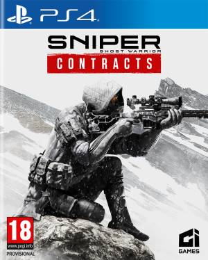 THQ Nordic PS4 Sniper Ghost Warrior Contracts EU