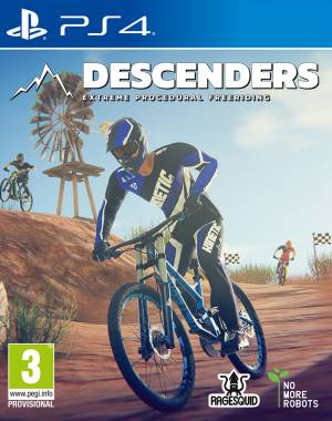 Sold Out PS4 Descenders