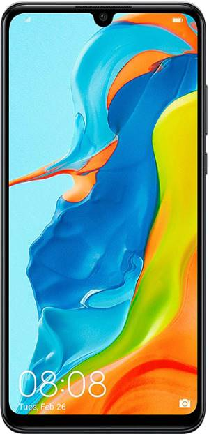 "Huawei Huawei P30 lite 4+128GB 6.1"" Midnight Black DS ITA"