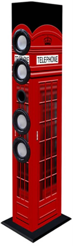 Majestic Majestic Torre Audio TS-84 BT/USB/SD/AUX London