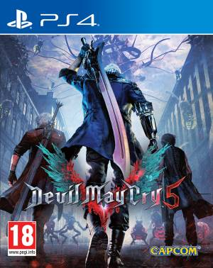 Capcom PS4 Devil May Cry 5 EU